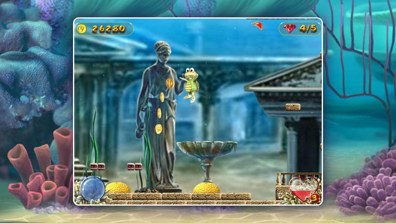 Turtle Odyssey screenshot