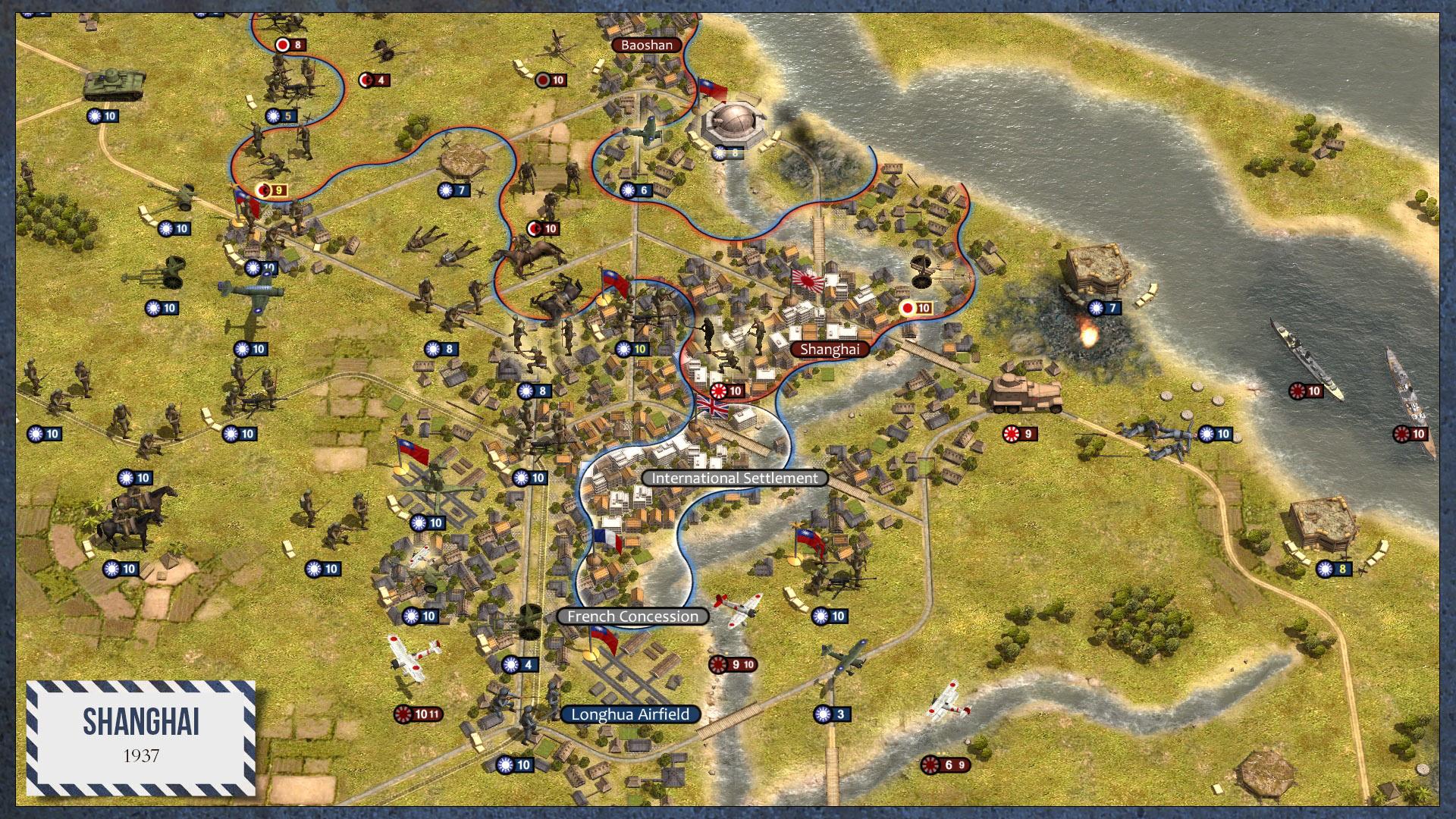 Order of Battle: Morning Sun screenshot
