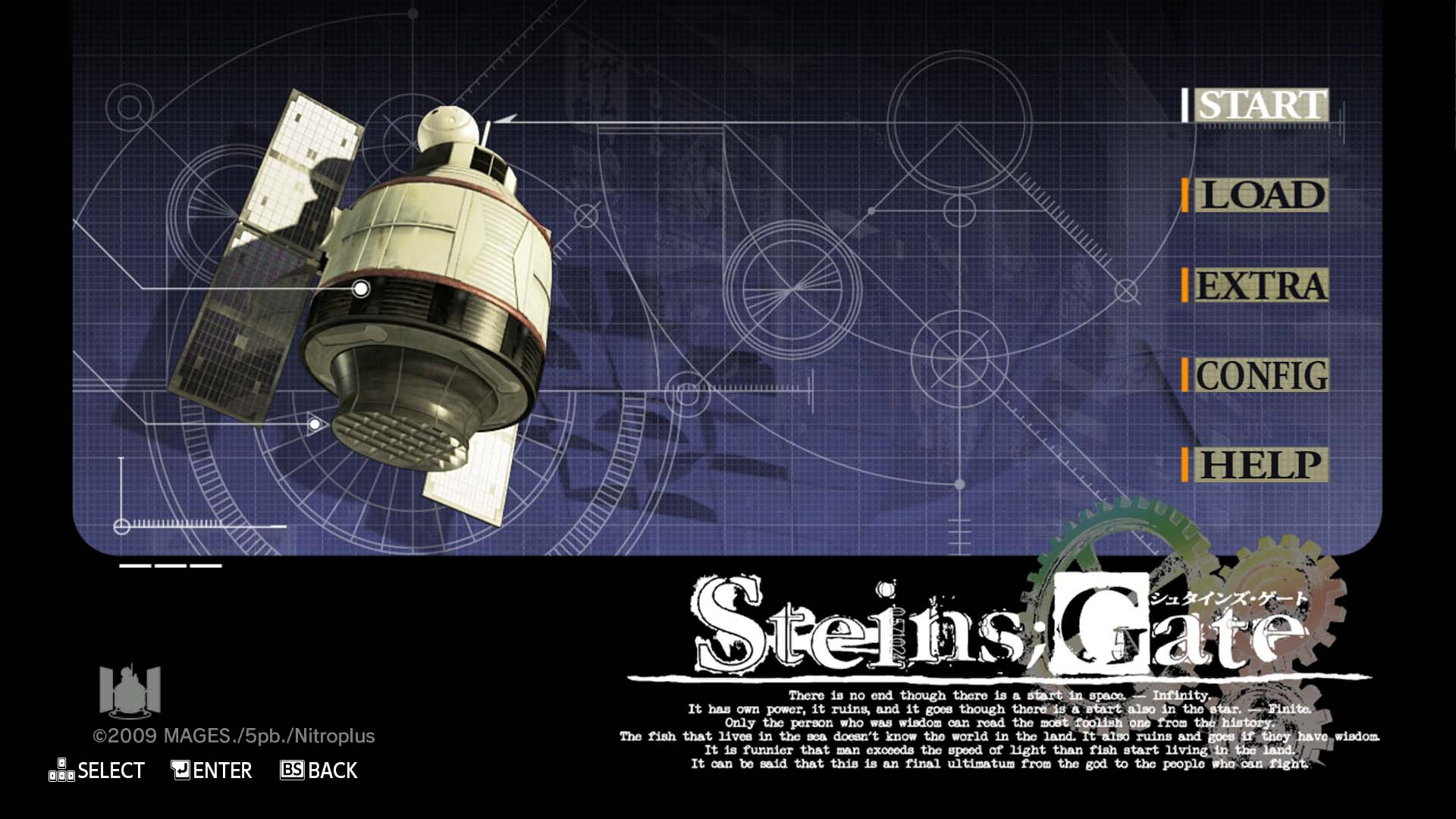 Image of STEINS GATE Repack PC Game Full Version Free Download