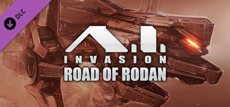 A.I. Invasion - Road of Rodan