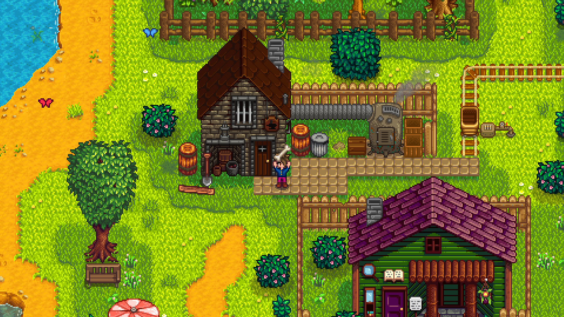 Image of Stardew Valley Repack PC Game Full Version Free Download
