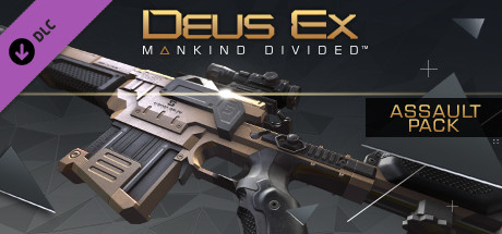 Deus Ex: Mankind Divided DLC - Assault Pack