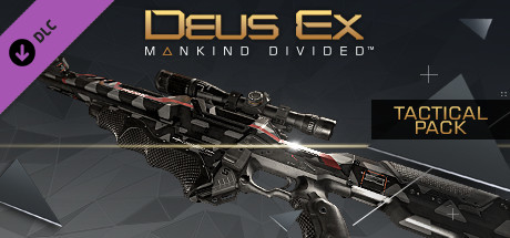Deus Ex: Mankind Divided DLC - Tactical Pack