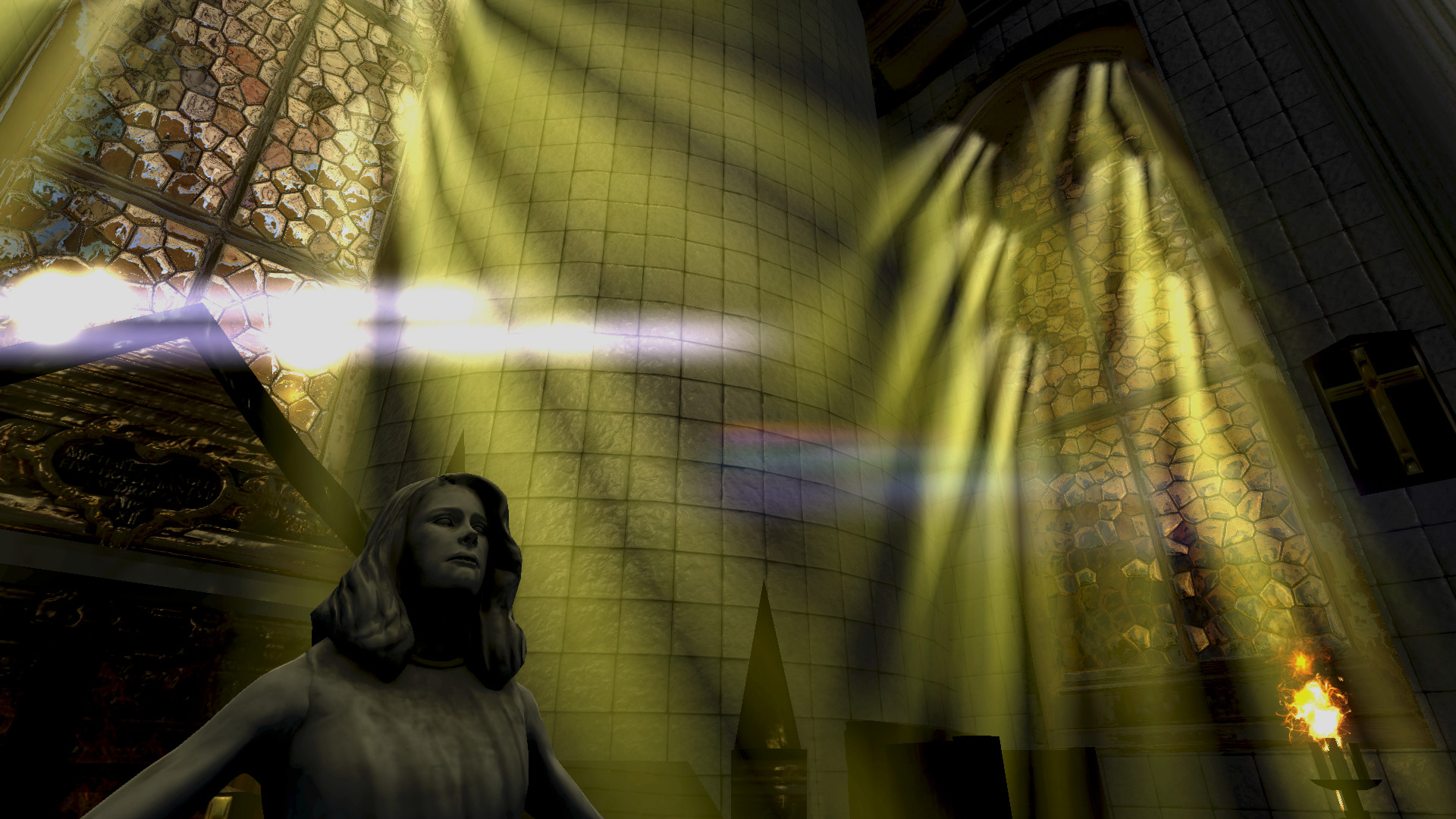 Statues screenshot