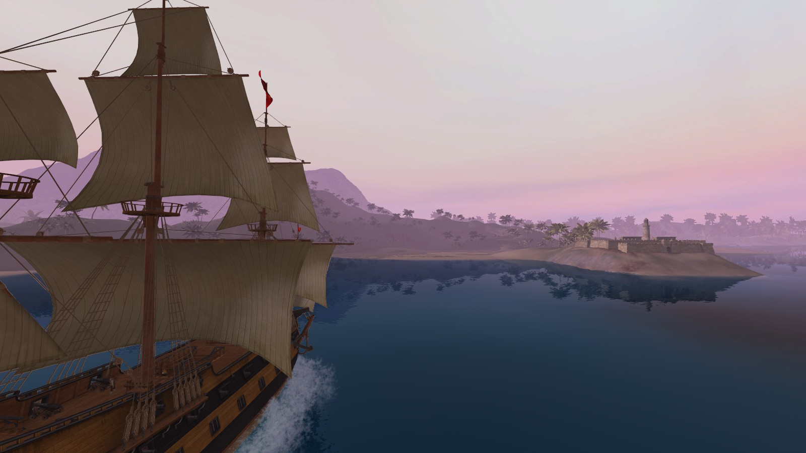 Blood and Gold: Caribbean! screenshot