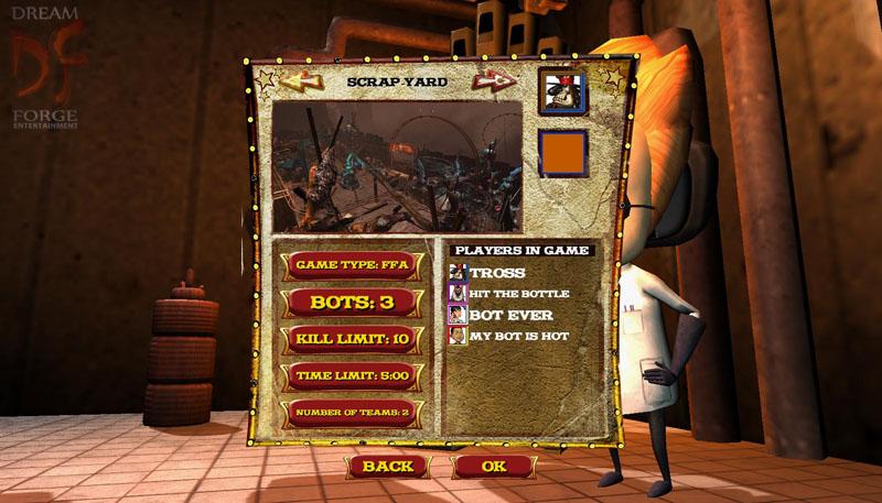 Doom Rails screenshot