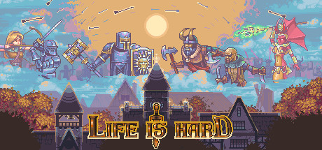Life is Hard game image