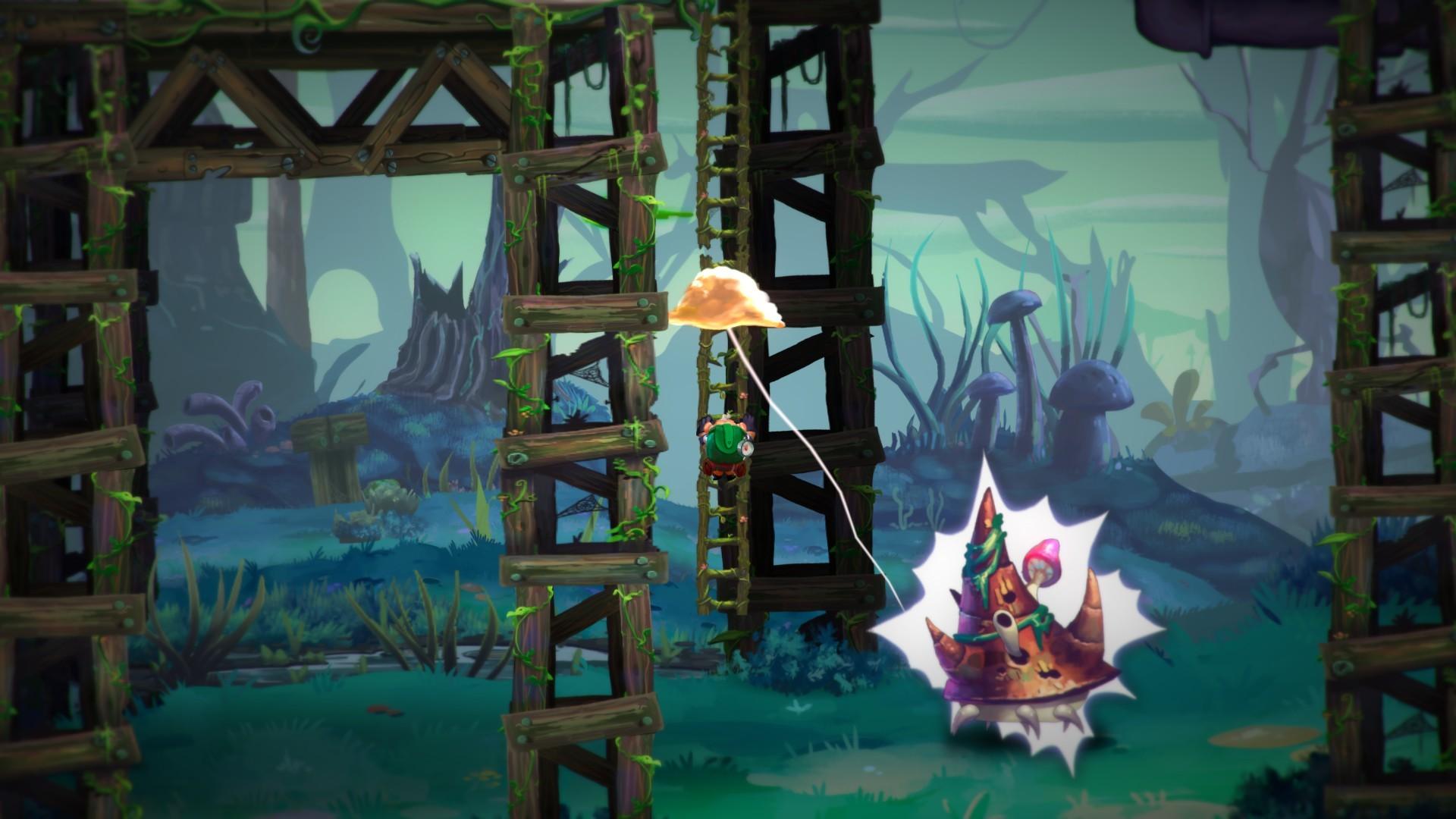 Nubarron: The adventure of an unlucky gnome screenshot