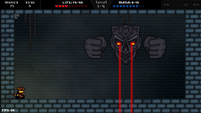 Princess.Loot.Pixel.Again screenshot
