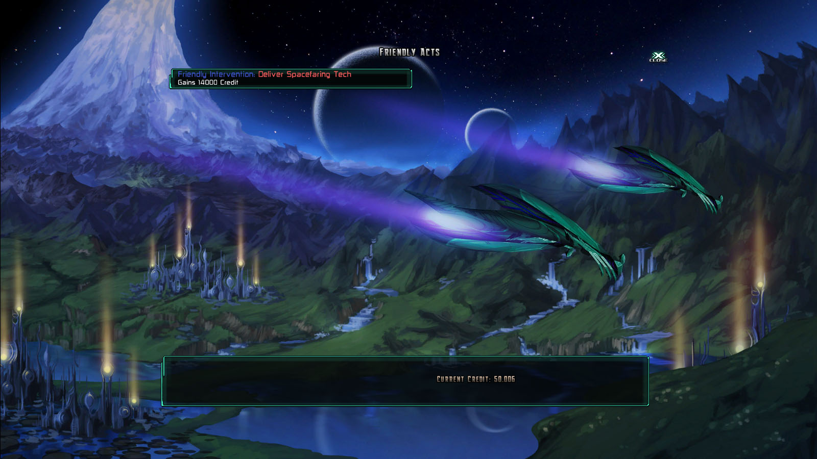 The Last Federation - The Lost Technologies screenshot