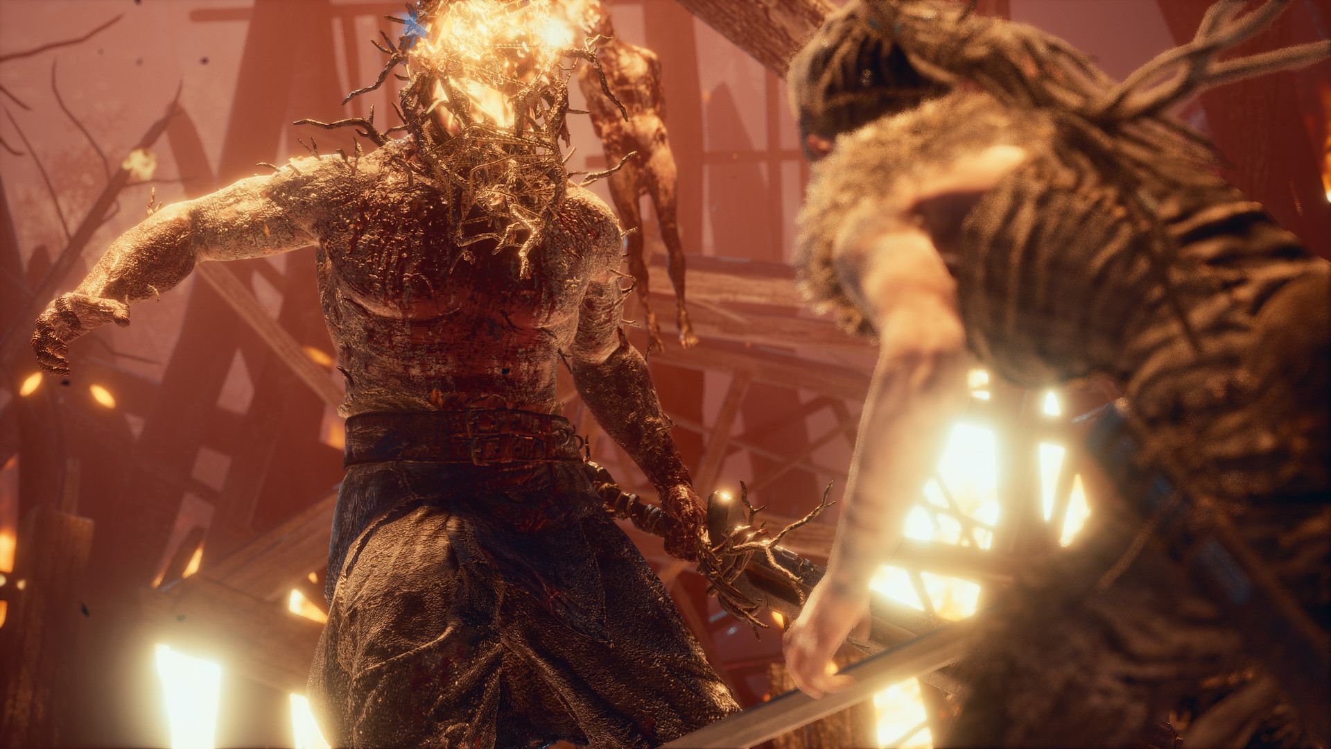 Hellblade: Senua's Sacrifice (2017) PC RePack скачать торрент