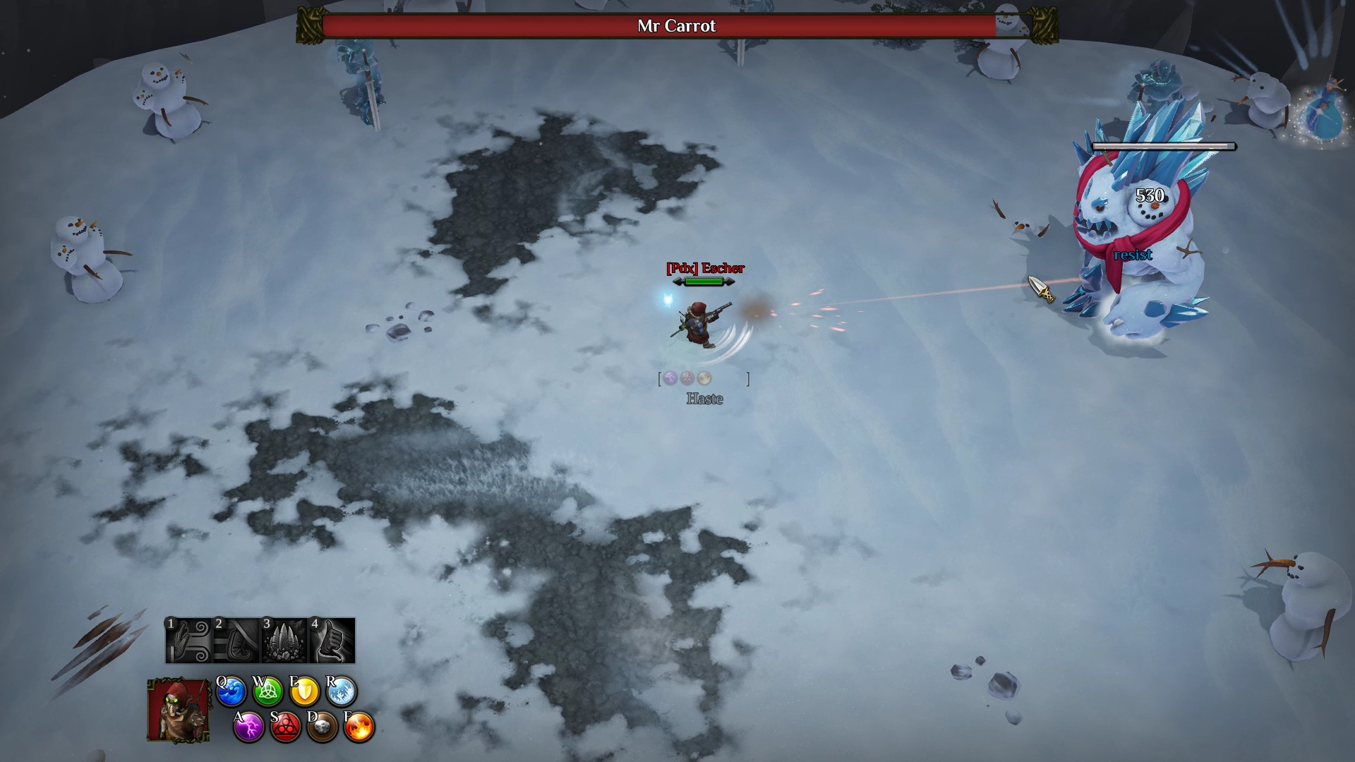 Magicka 2: Ice, Death and Fury screenshot