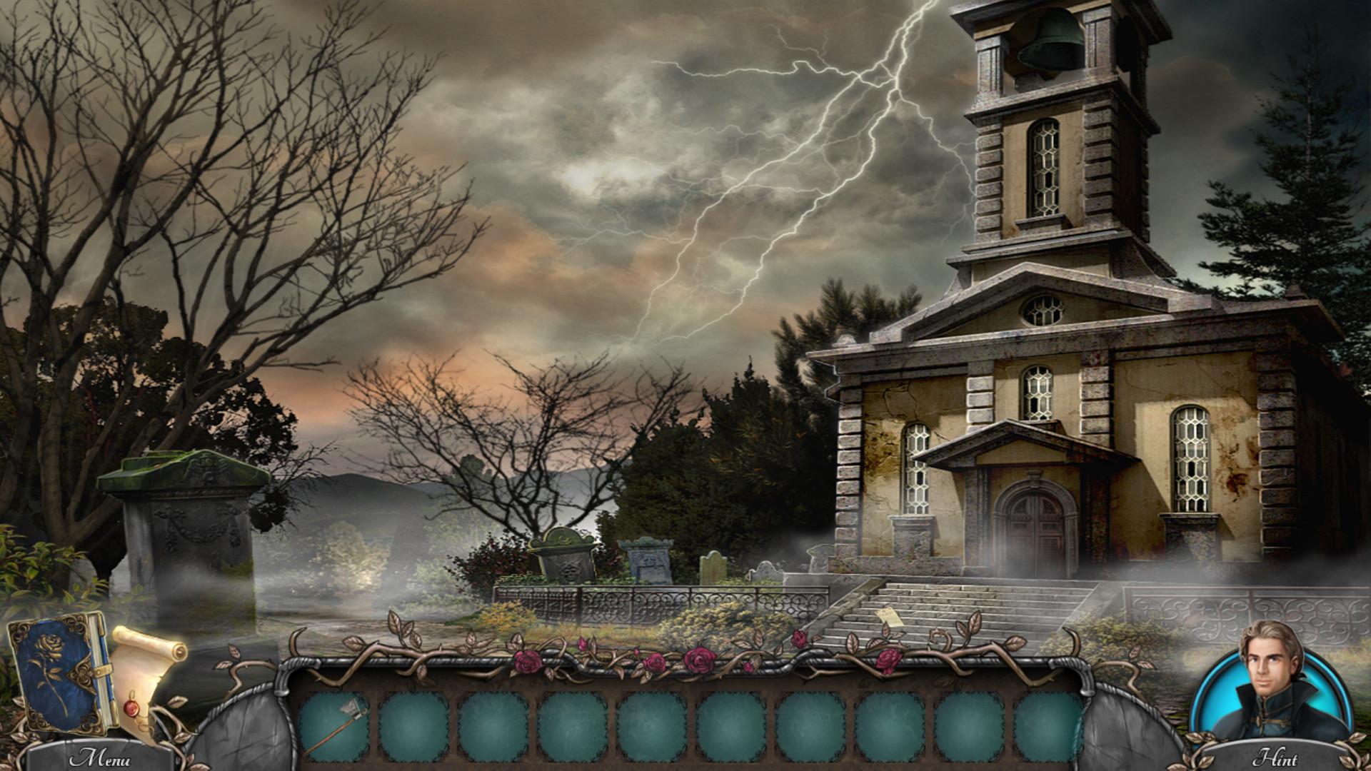 Vampire Legends: The True Story of Kisilova screenshot