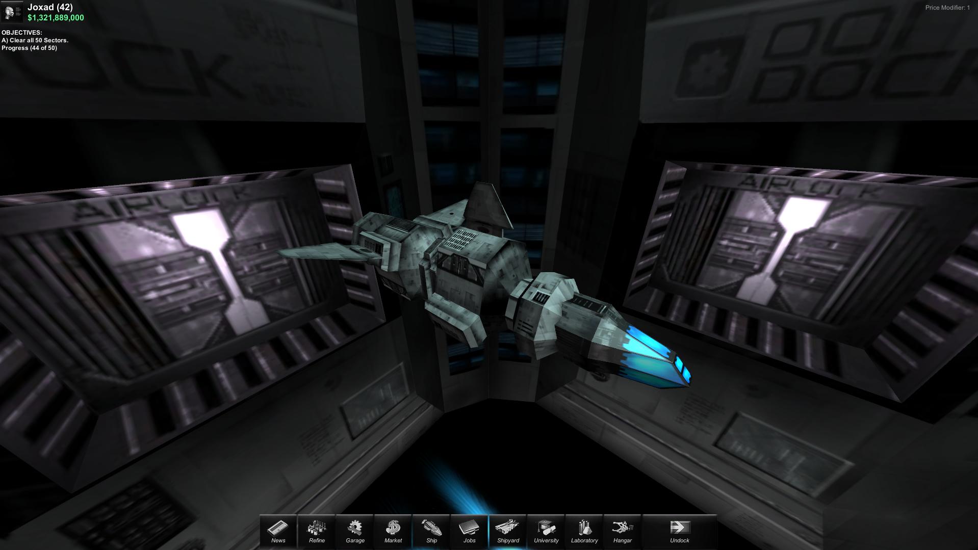 Astrox: Hostile Space Excavation screenshot