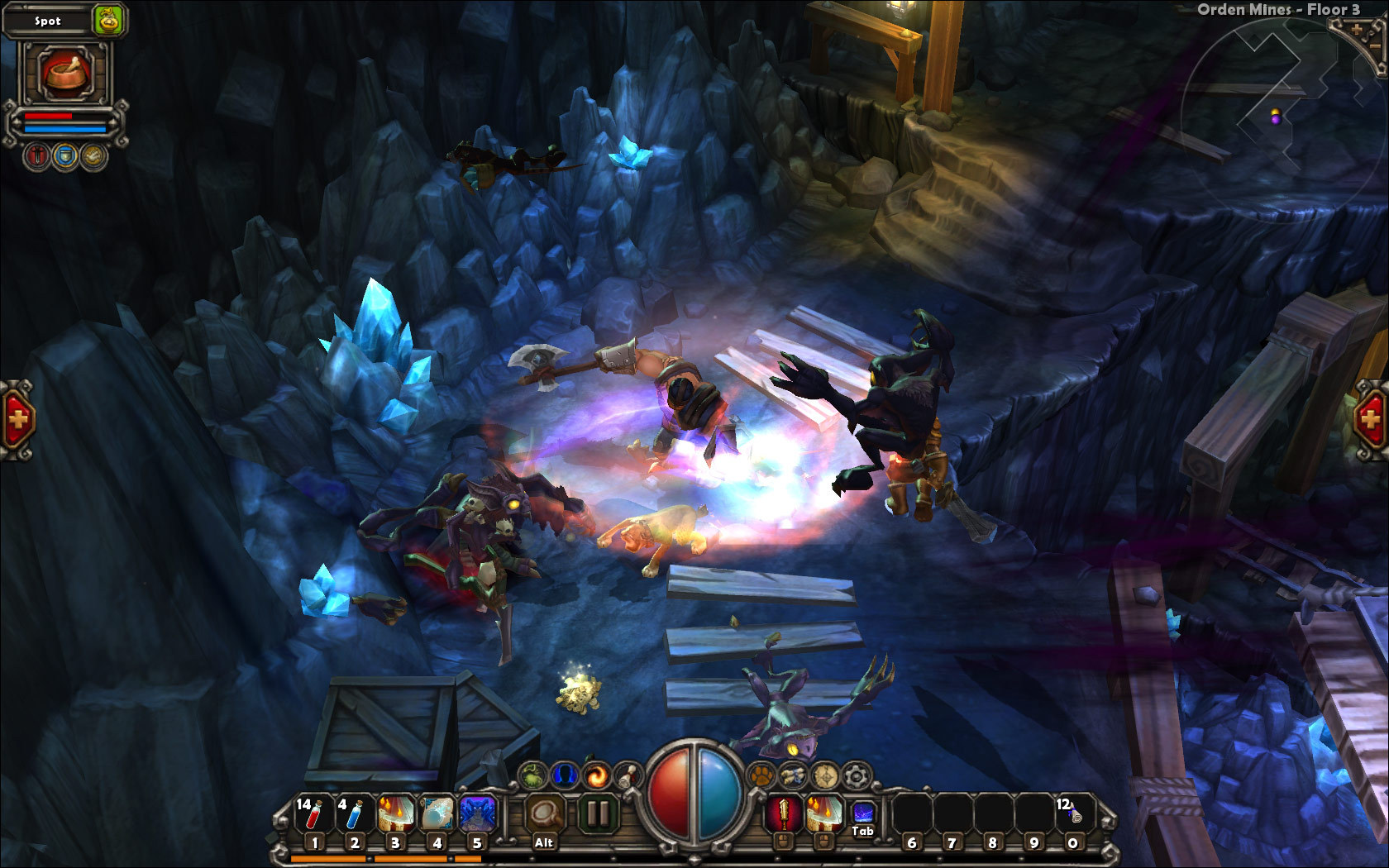 Torchlight screenshot 3