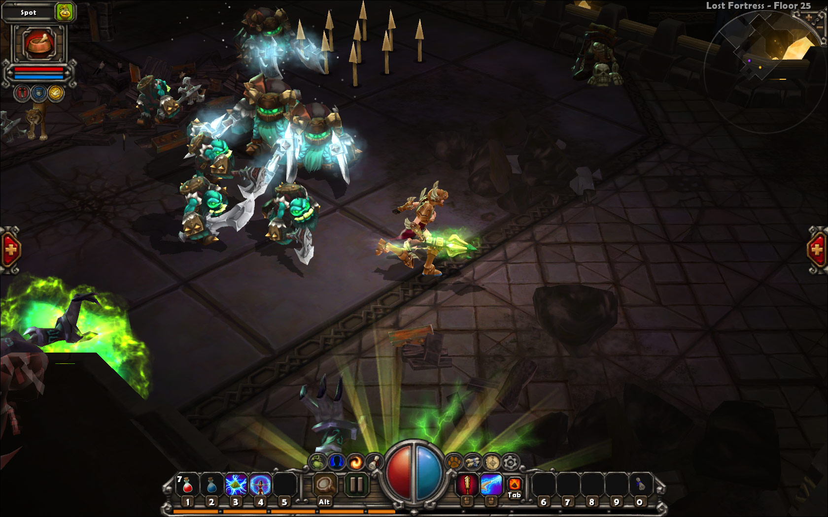 Torchlight screenshot