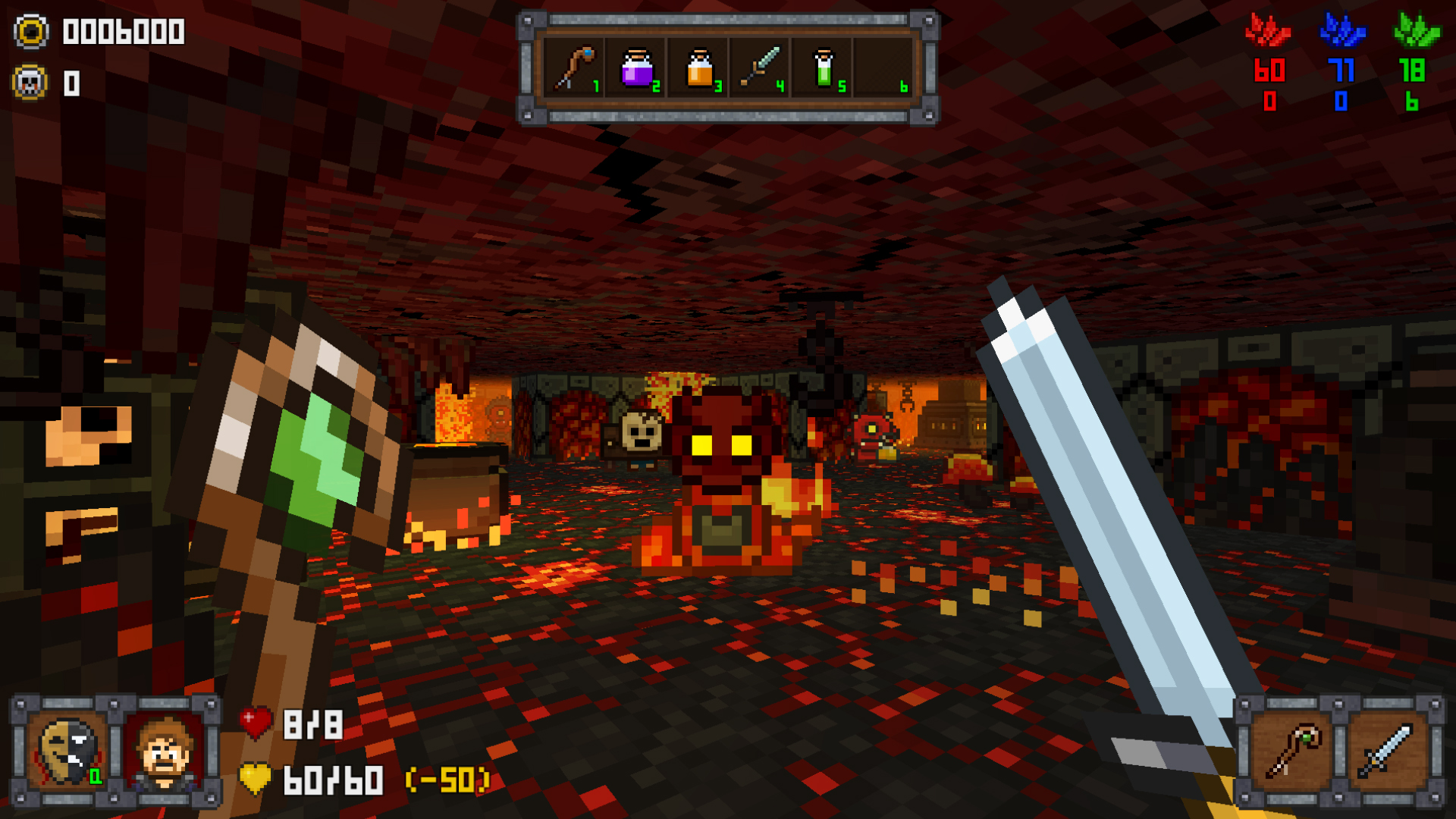 One More Dungeon screenshot