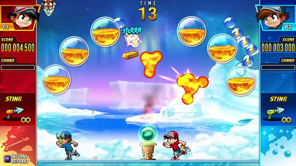 PANG ADVENTURES Free Iso Download