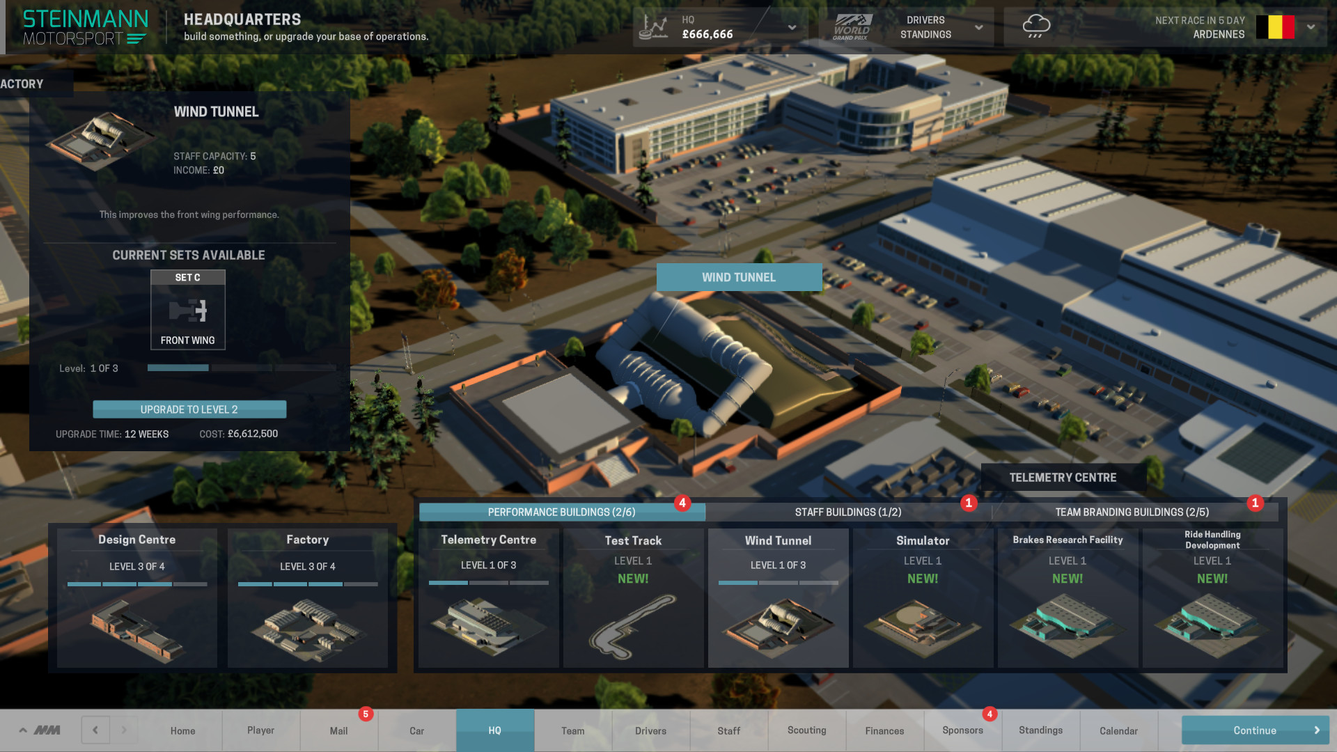 Motorsport Manager Screenshot 3