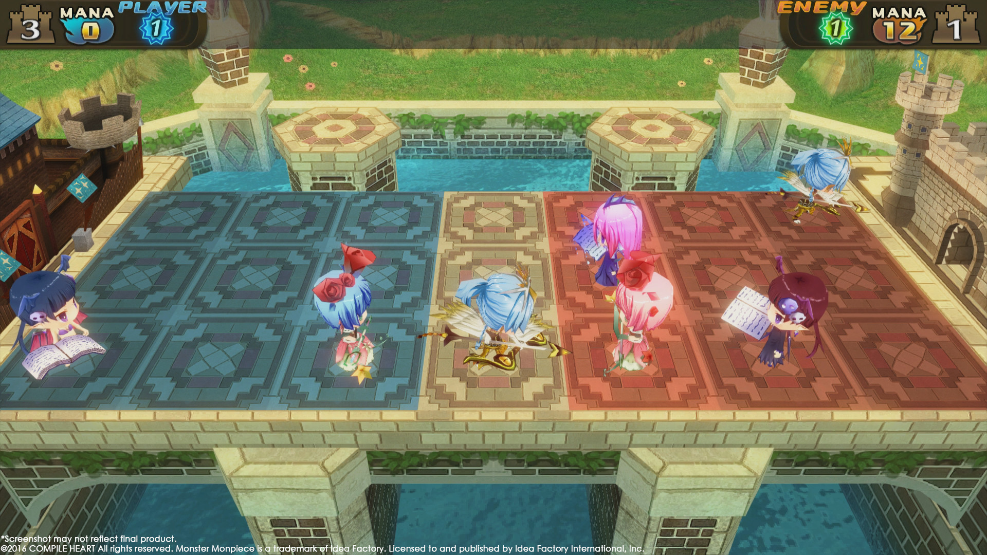 Monster Monpiece Screenshot 1