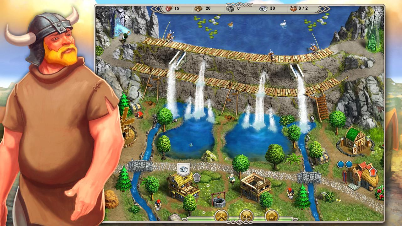 Viking Saga: The Cursed Ring screenshot