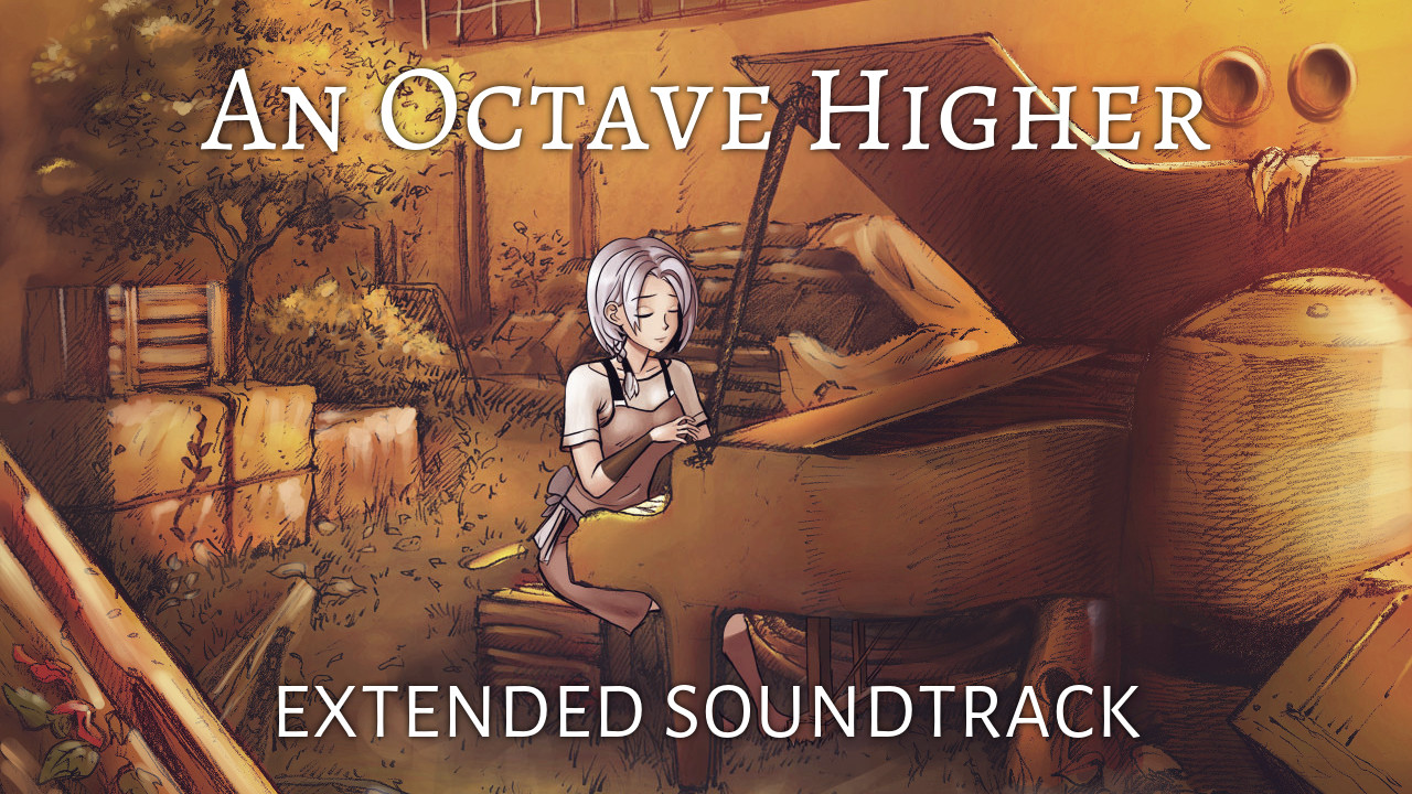 An Octave Higher - Extended Soundtrack screenshot