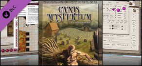 Fantasy Grounds - Call of Cthulhu: Canis Mysterium