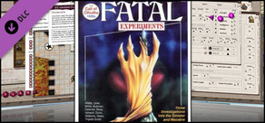 Fantasy Grounds - Call of Cthulhu: Fatal Experiments
