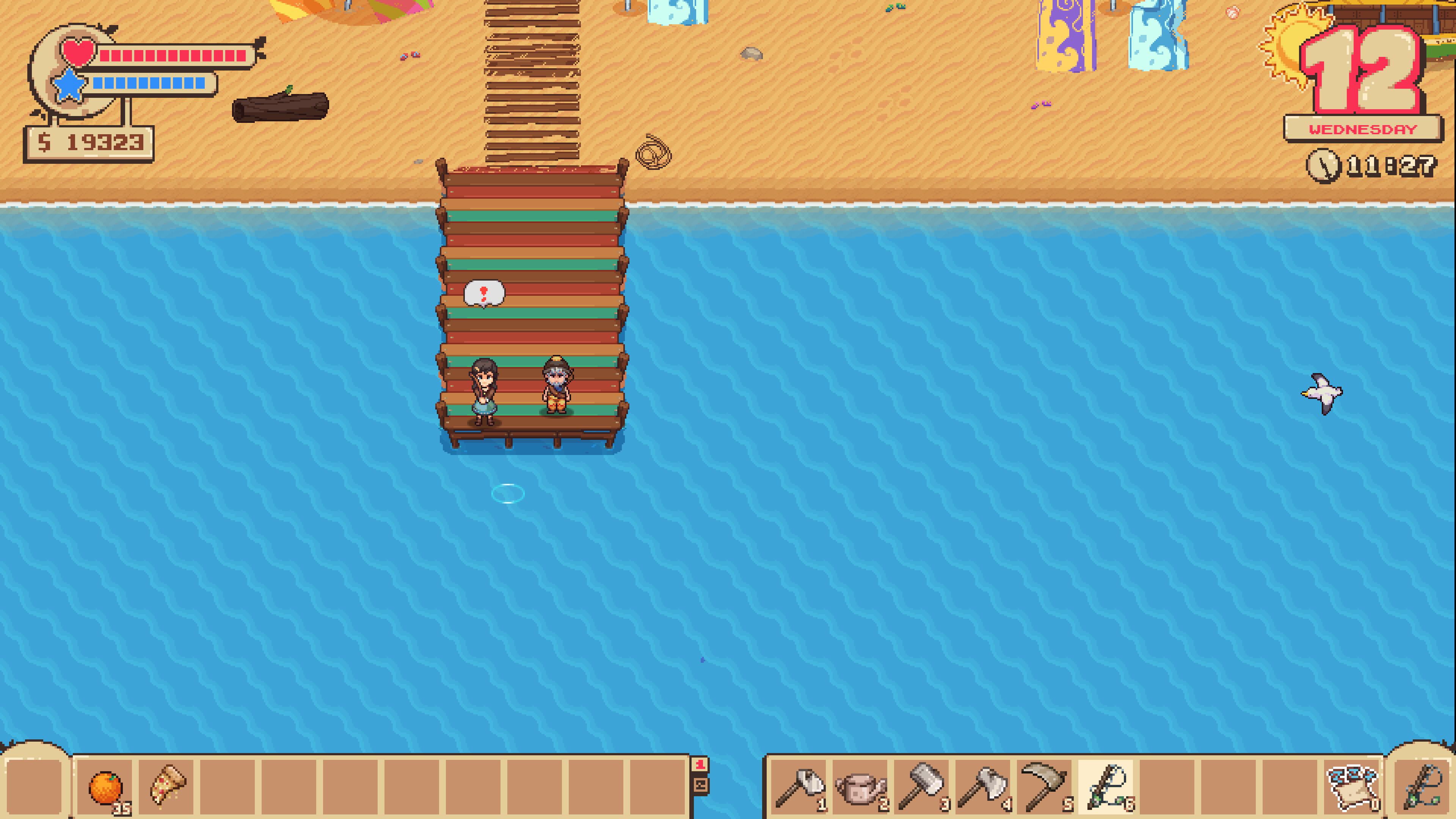 Fantasy Farming: Orange Season screenshot