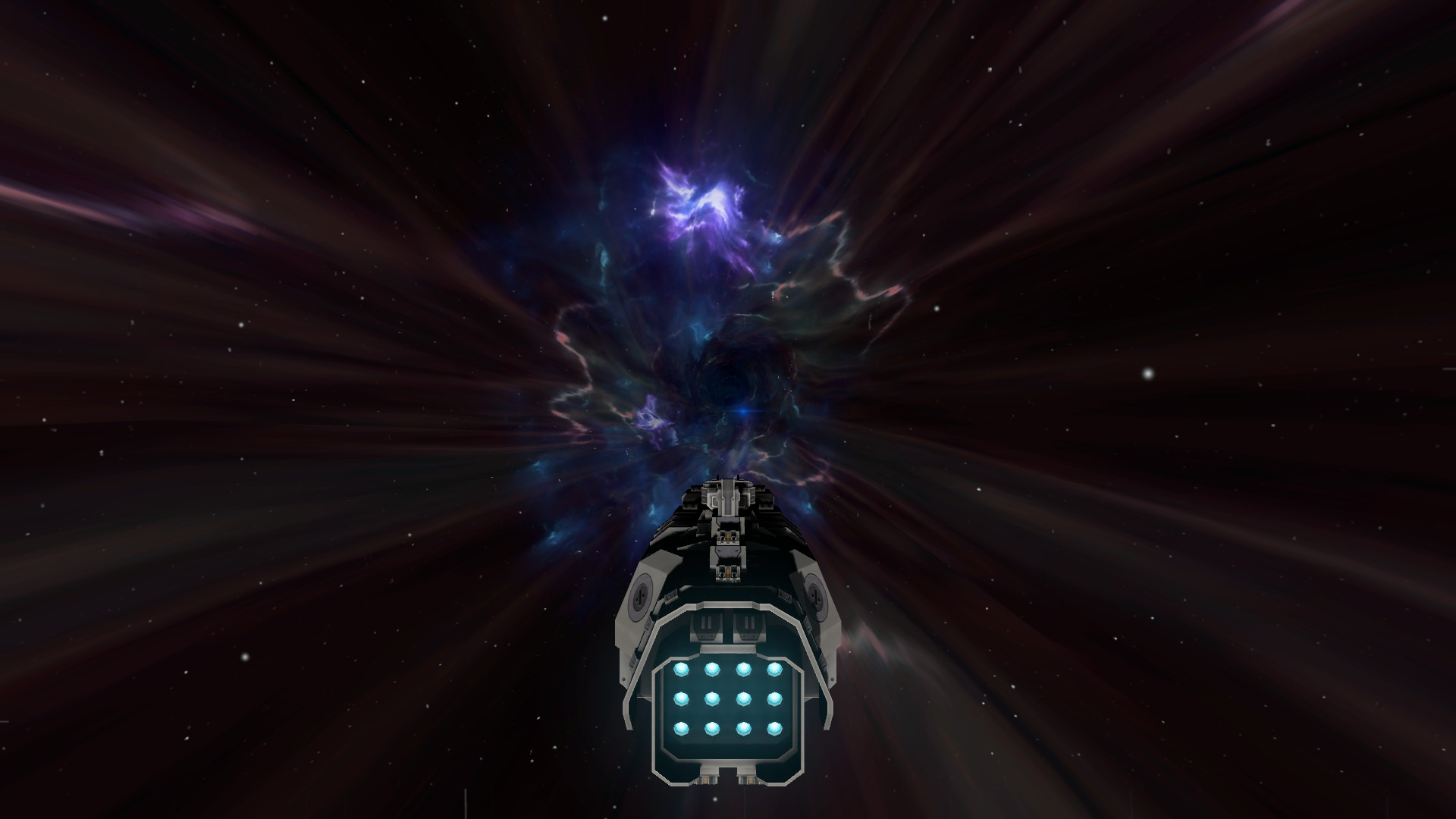The Final Frontier: Space Simulator screenshot