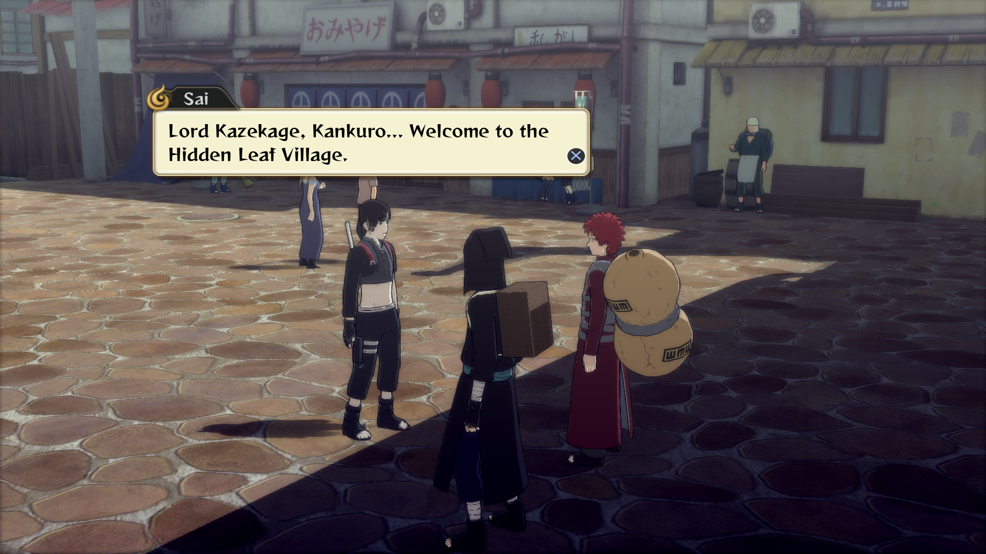 NARUTO SHIPPUDEN: Ultimate Ninja STORM 4 - Gaara's Tale Extra Scenario Pack screenshot