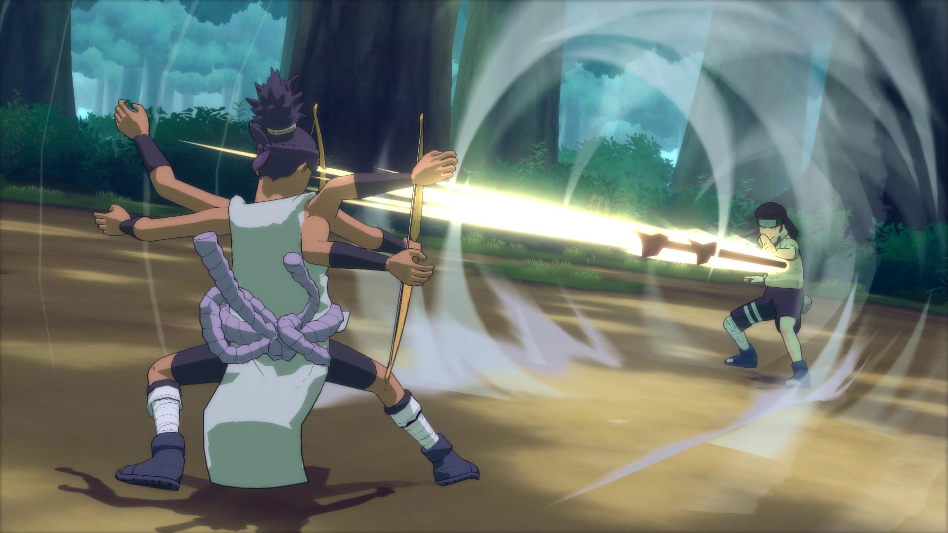 NARUTO SHIPPUDEN: Ultimate Ninja STORM 4 - The Sound Four Characters Pack screenshot