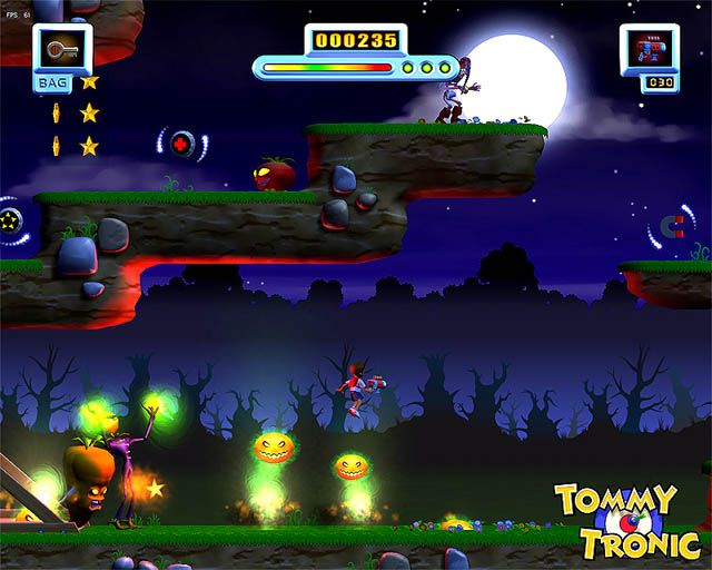 Tommy Tronic screenshot