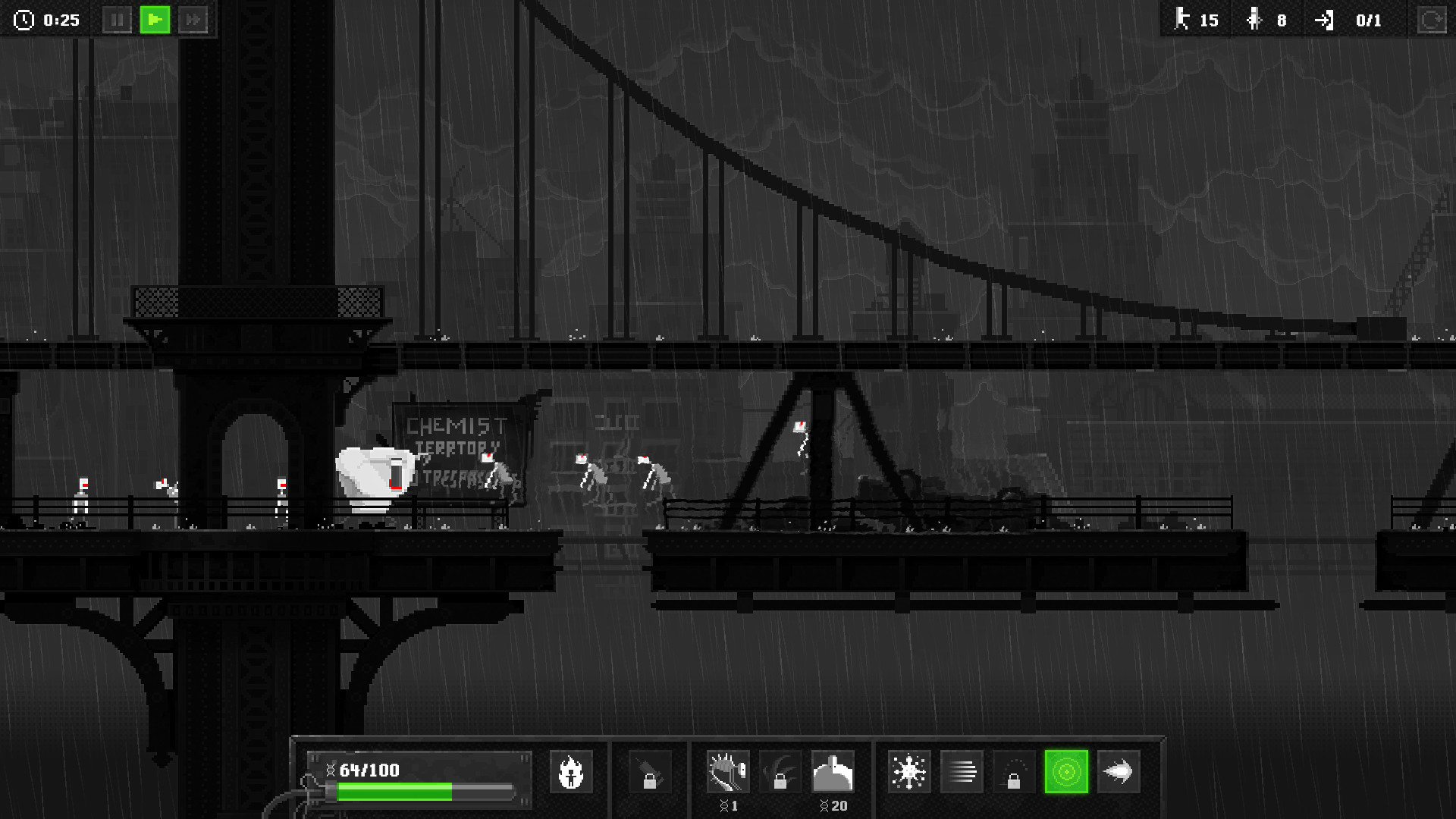 Zombie Night Terror screenshot