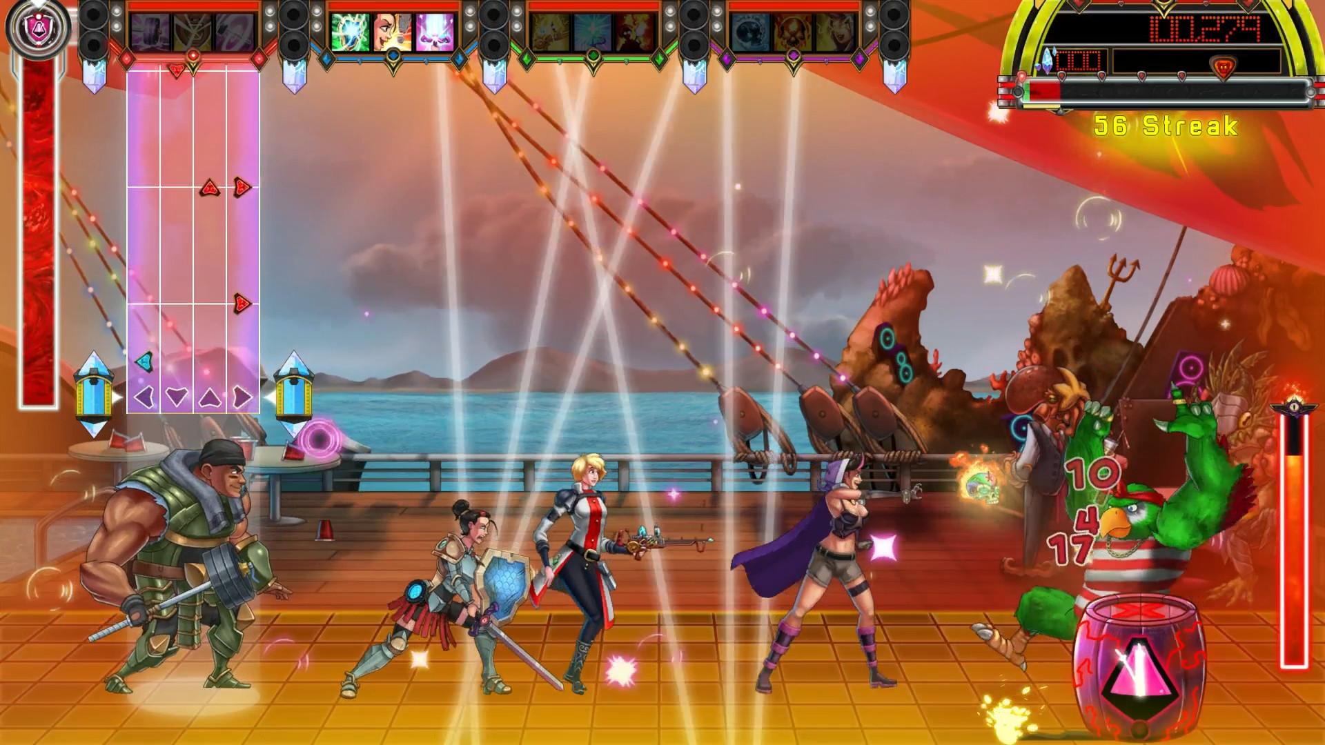 The Metronomicon: Slay The Dance Floor screenshot