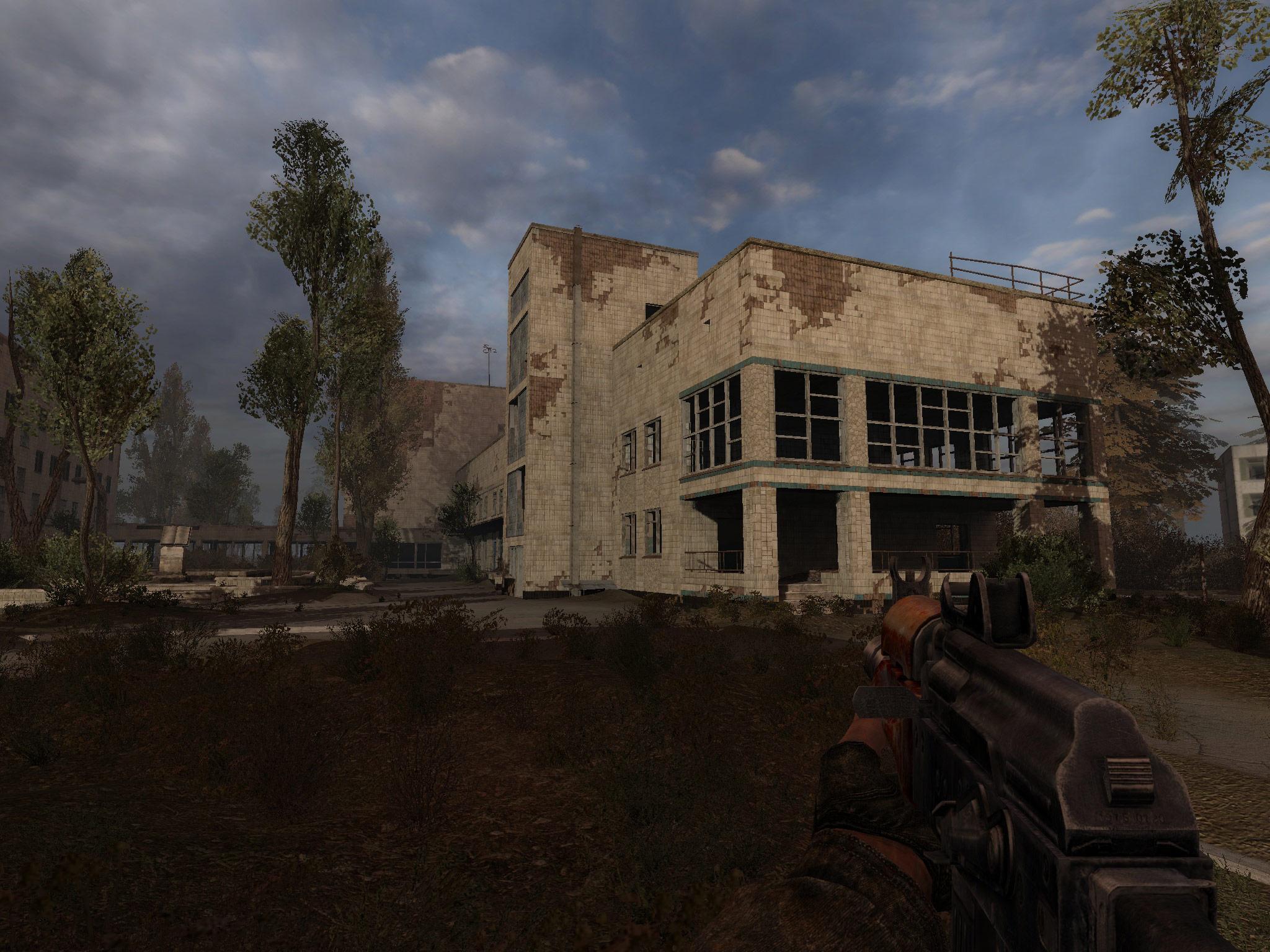 S.T.A.L.K.E.R.: Call of Pripyat screenshot