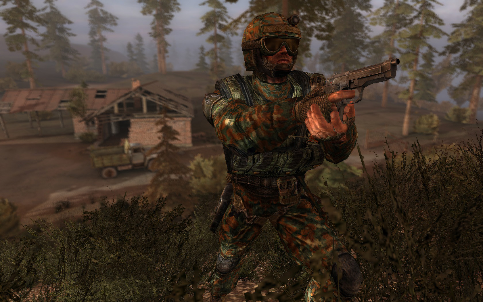 S.T.A.L.K.E.R.: Call of Pripyat screenshot
