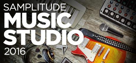 MAGIX Samplitude Music Studio 2016