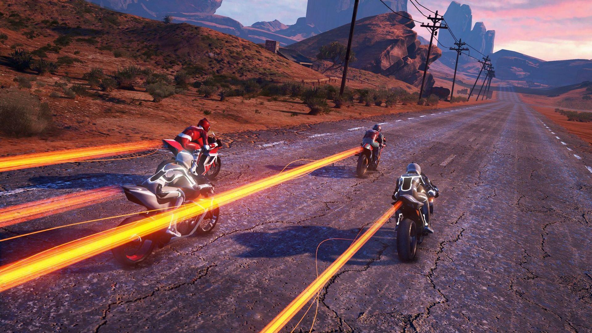 Moto Racer  4 screenshot