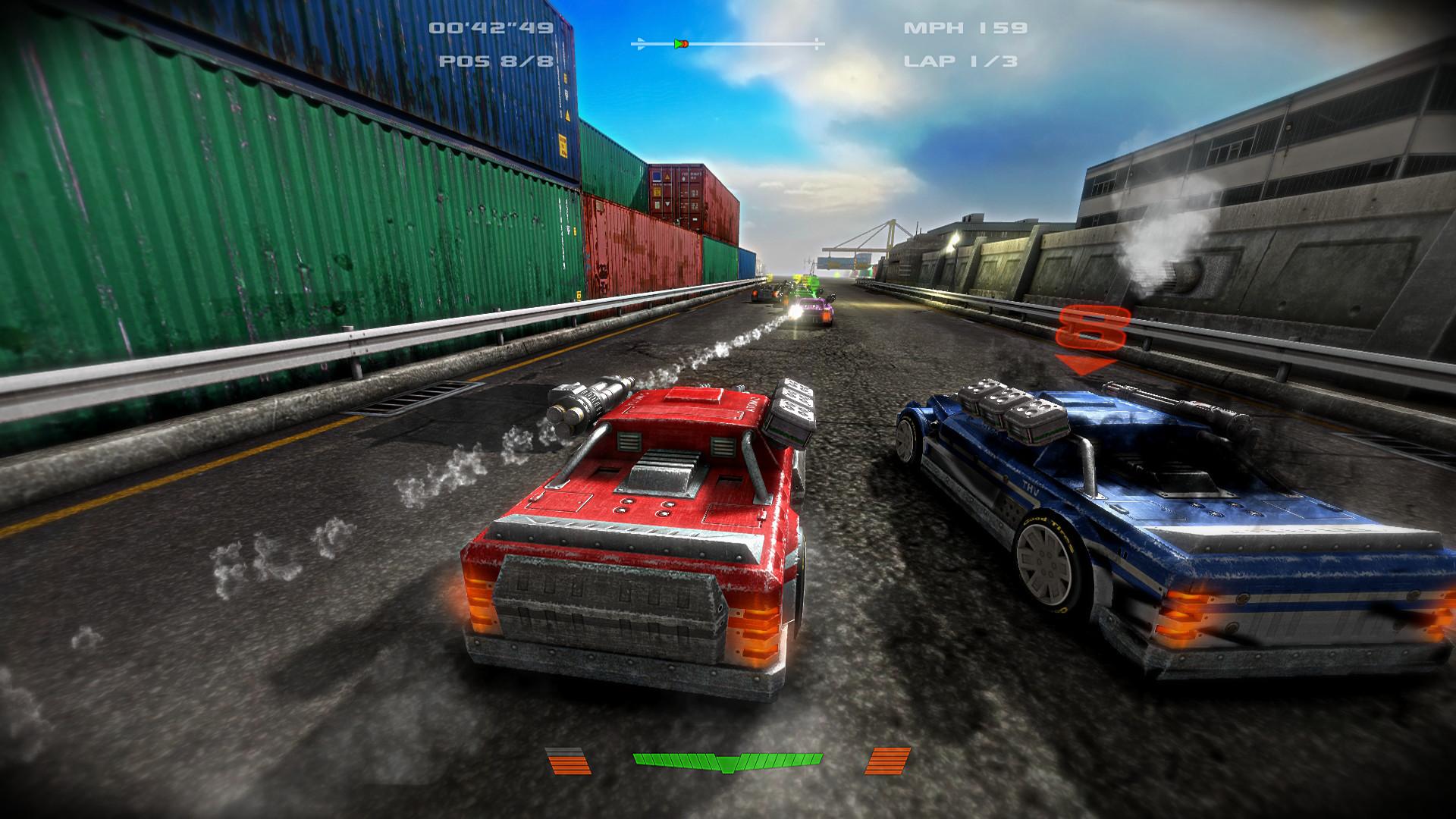 Battle Riders screenshot