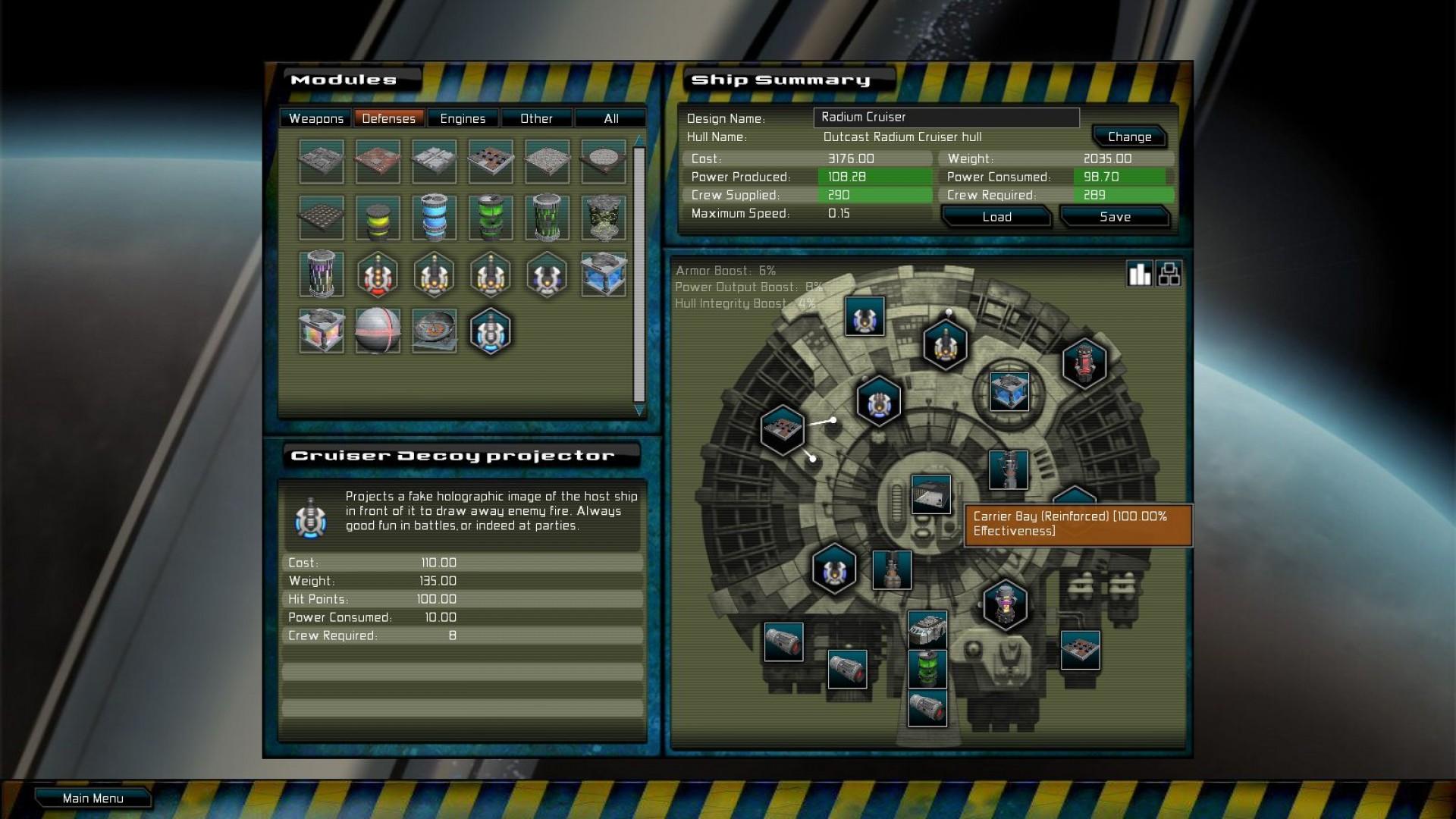 Gratuitous Space Battles: The Outcasts screenshot