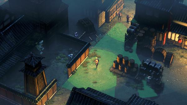 ShadowTactics:BladesoftheShogun スクリーンショット6