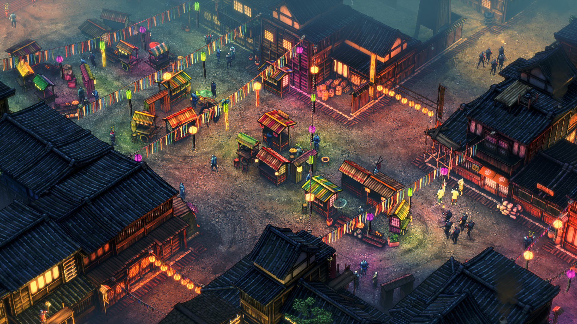 Shadow Tactics: Blades of the Shogun [GoG] [2016|Rus|Eng|Multi10]