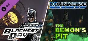 DC Universe Online™ - Episode 18: Blackest Day / The Demon's Pit