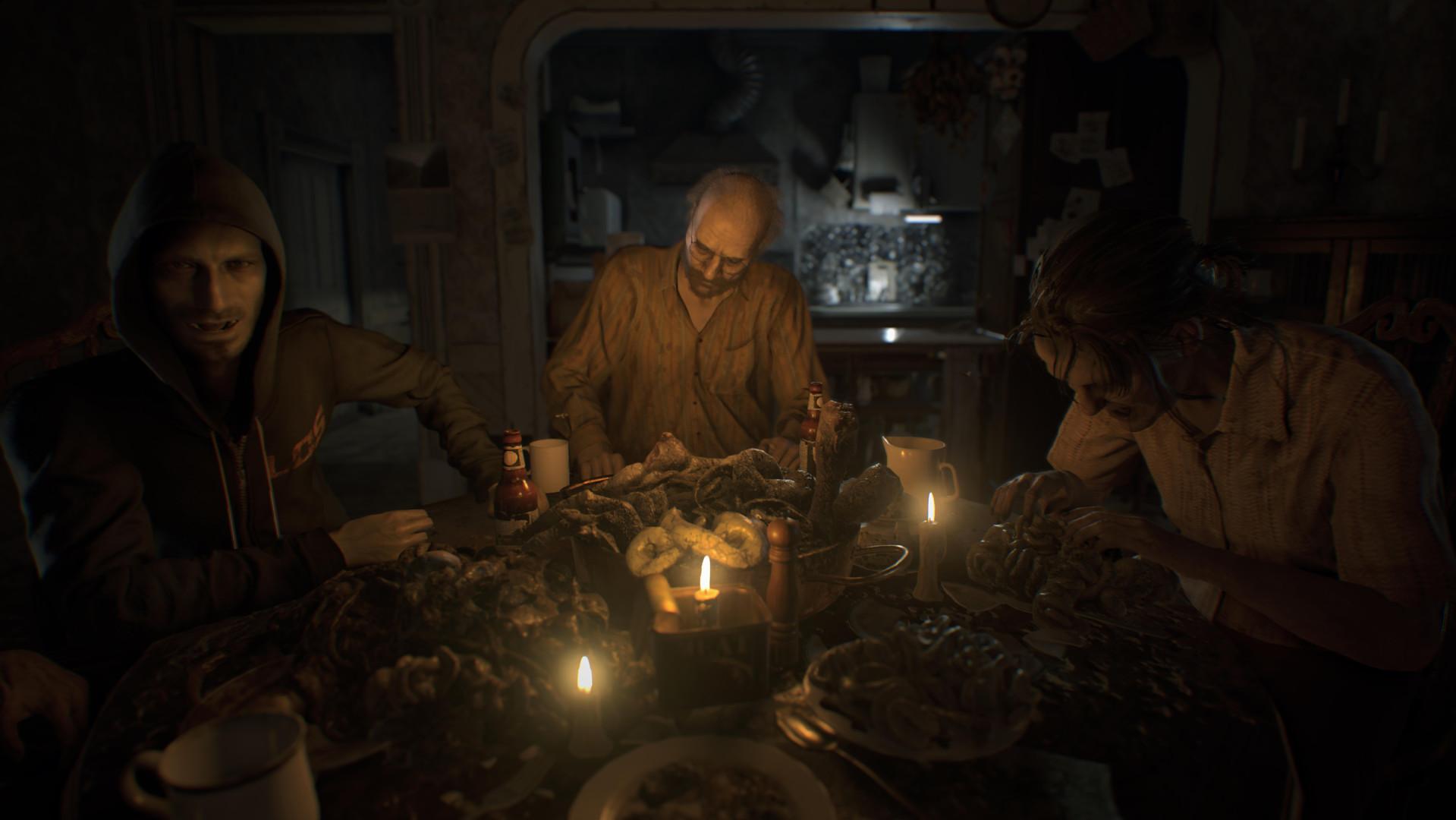 Resident Evil 7: Biohazard (2017) PC | Лицензия скачать торрент с rutor org с rutor org