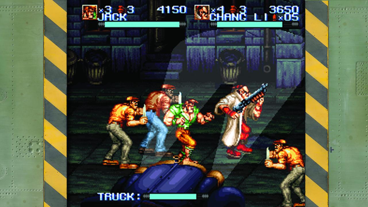 Iron Commando - Koutetsu no Senshi screenshot