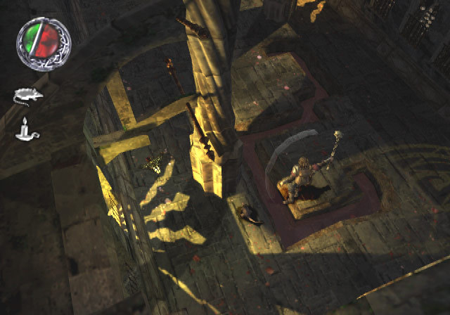 The Bard's Tale screenshot 1