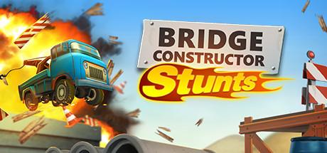 Bridge Constructor Stunts game image