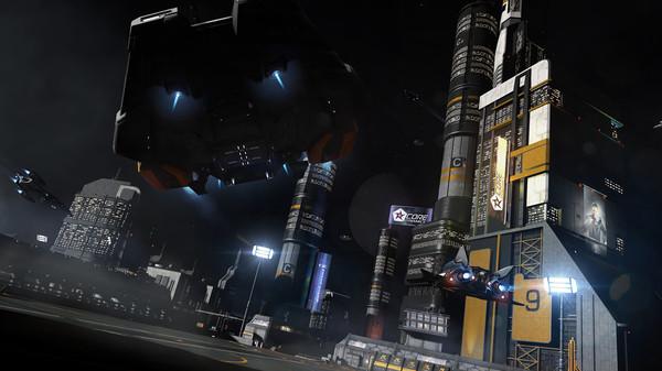 Elite Dangerous: Horizons