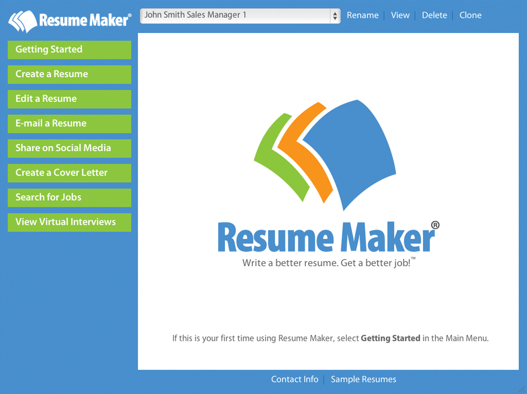 Awesome Resume Maker® For Windows On Steam And Resumemaker